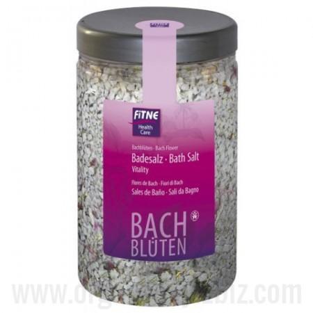 Organik Bachblüten Canlandırıcı Banyo Tuzu 100 ml - 50313 - Fitne