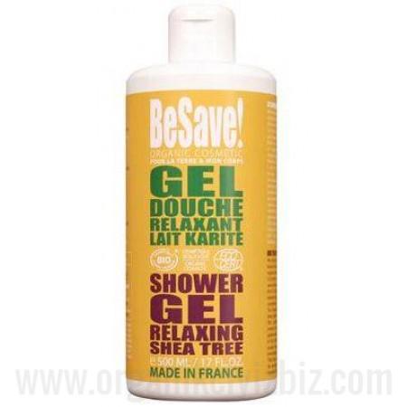 Organik BeSAVE-Rahatlatıcı Duş Jeli