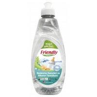 Organik Beslenme Gereçleri Elde Yıkama Deterjanı - Biberon Temizleme  - Friendly