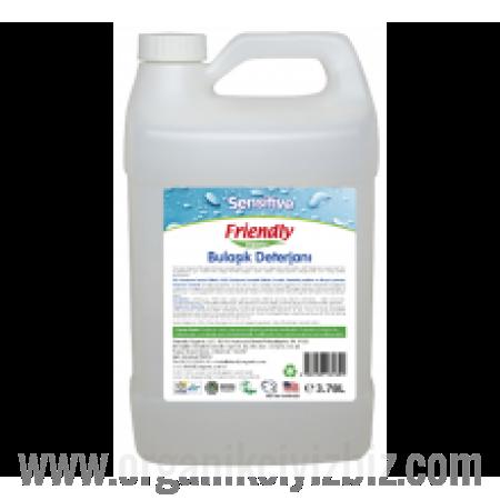 Organik Bulaşık El Deterjanı - Kokusuz Hassas - Friendly