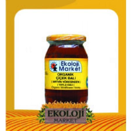 Organik Çiçek Balı (Artvin) 800gr - Ekoloji Market
