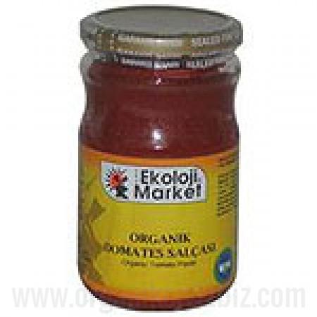 Organik Domates Salçası 660gr (Tuzsuz) - Ekoloji Market