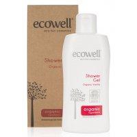 Organik Duş Jeli 200ml - Ecowell
