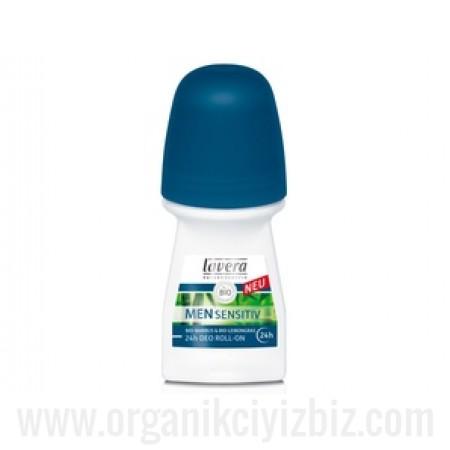 Organik Erkek Bakım Ürünü - 24 saat etkili roll-on deodorant