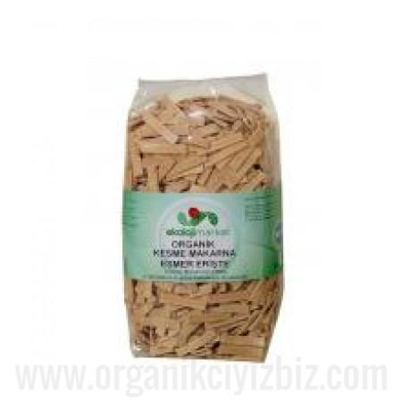 Organik Fettucine (Kepekli) 250gr - Ekoloji Market