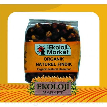 Organik Fındık (Natural) 200gr - Ekoloji Market