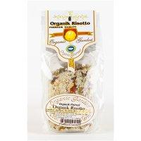 Organik Garden Risotto (Kepekli Pirinçli) 350g - Kasta