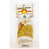 Organik Garden Risotto (Organik Bulgurlu)