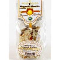 Organik Garden Risotto (Organik Pirinçli)