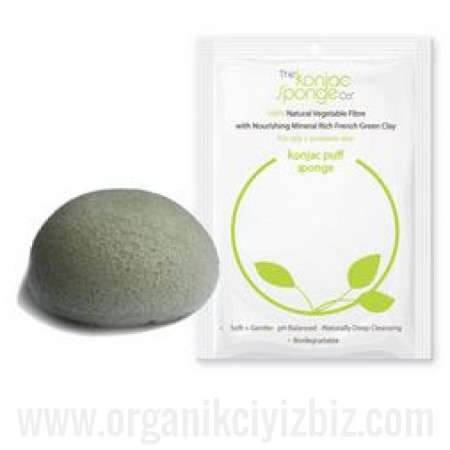 Organik Green Clay-Moist 12 Adet - Burmino