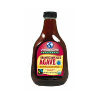 Organik Ham Mavi Agave 1,250gr - Wholesome Sweeteners