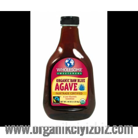 Organik Ham Mavi Agave 1,250gr - Wholesome Sweeteners