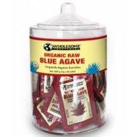 Organik Ham Mavi Agave Şurubu 50'li Paket - Wholesome Sweeteners