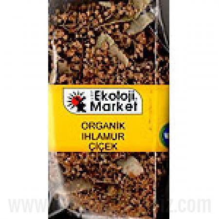 Organik Ihlamur (Çiçek) 50gr Ekoloji Market - Ekoloji Market