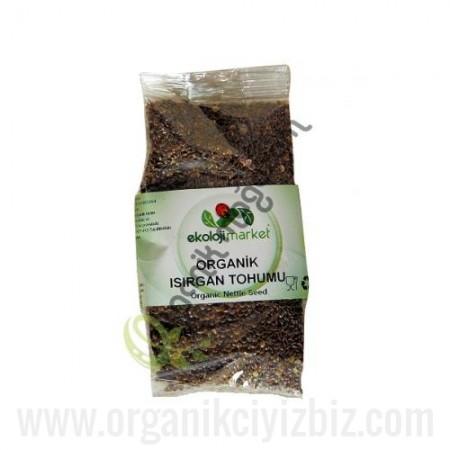 Organik Isırgan Tohumu 70gr - Ekoloji Market