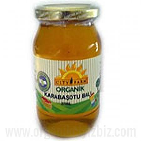 Organik Karabaş otu Balı 800gr - Ekoloji Market