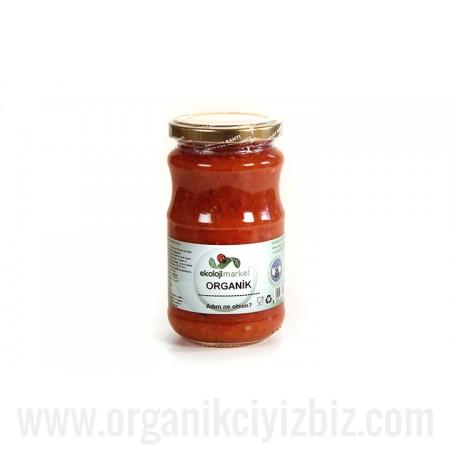 Organik Karışık Salça (Domates-Biber) - Ekoloji Market