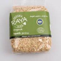 Organik Kepekli Pirinç - Raya