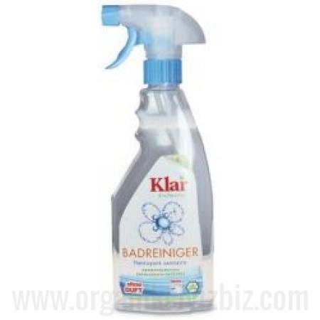 Organik Klar Banyo Temizleme Sıvısı - Spreyli