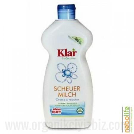 Organik Klar Ovalama Sütü (CIF) 500 ml