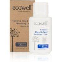 Organik Koruyucu Onarıcı El ve Tırnak Bakım Kremi 100ml - Ecowell