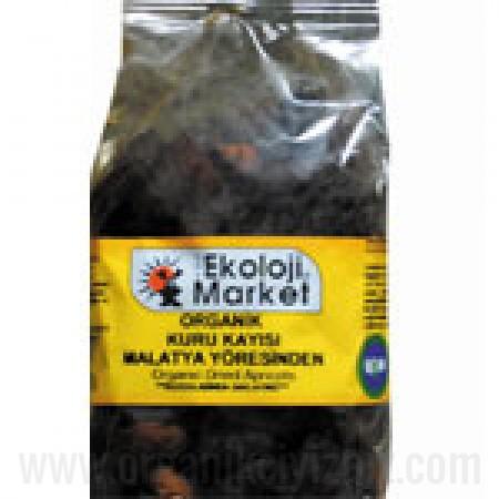 Organik Kuru Kayısı 250gr (Malatya yöresinden) - Ekoloji Market