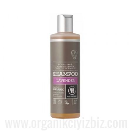 Organik Lavantalı Şampuan