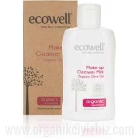 Organik Makyaj Temizleme Sütü 150ml - Ecowell