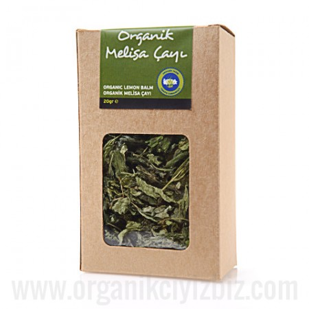 Organik Melisa Çayı - Raya