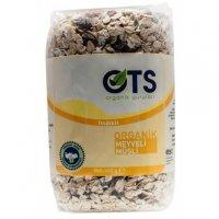 Organik Meyveli Müsli (Fındık ilaveli) - OTS