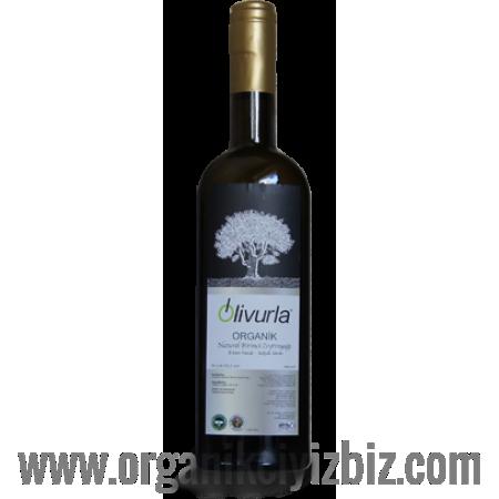 Organik Naturel Sızma Zeytinyağı Domat 2014 Hasat - Olive Urla