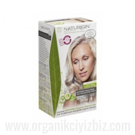 Organik Naturigin-Organik Saç Boyası-11.2 Koyu Küllü Kumral