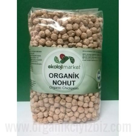 Organik Nohut 1 Kg Ekoloji Market