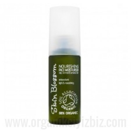 Organik Nourishing Face Moisturiser 50g - Burmino