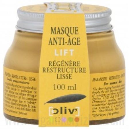 Organik Oliv-Lift Anti Ageing Yüz Maskesi 100ml.