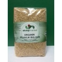 Organik Pilavlık Bulgur - Ekoloji Market