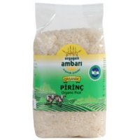 Organik Pirinç 500gr - Orgagen Ambarı