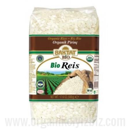 Organik Pirinç - Baktat