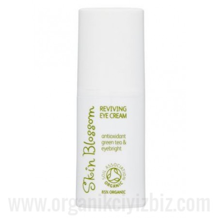 Organik Reviving Eye Cream 15ml - Burmino