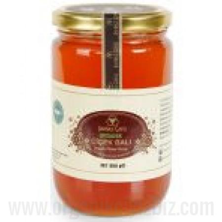 Organik Şahbaz Çaylı Çiçek Balı 450gr - Eğriçayır