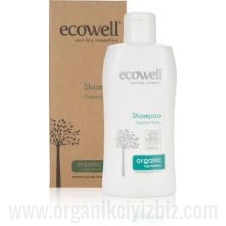 Organik Şampuan 200ml - Ecowell