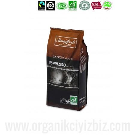 Organik Simon Levélt Espresso Çekirdek - Kahve Corazon