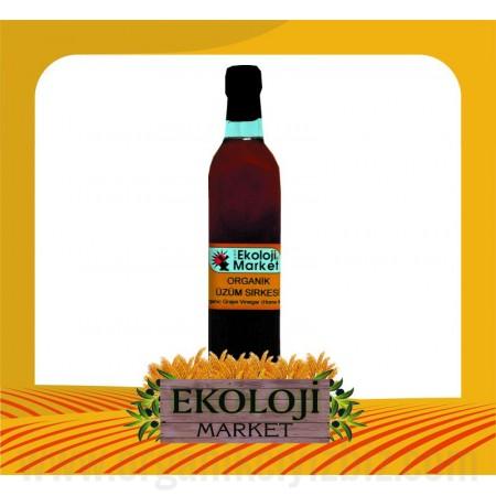 Organik Sirke (Üzüm) 500gr - Ekoloji Market