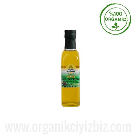 Organik Sızma Zeytinyağı 250ml - Orgagen Ambarı