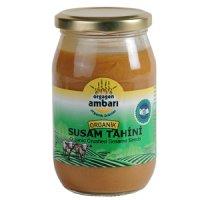 Organik Susam Tahini  - Orgagen Ambarı