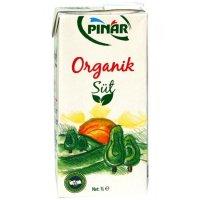 Organik Süt 750 ml  - Pınar