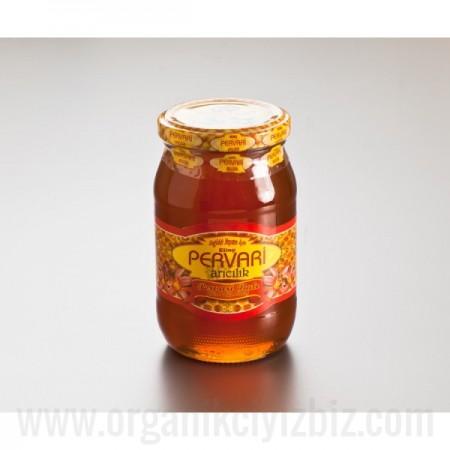 Organik Süzme Çiçek Balı (Pervari) - Ekozel