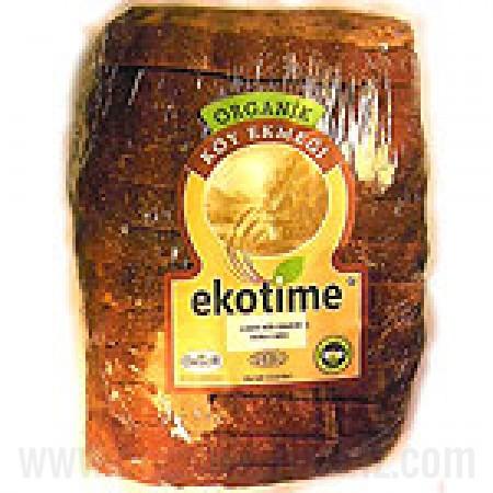 Organik Tam Çavdar Ekmeği - Ekotime