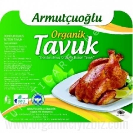 Organik Tavuk (Donuk) - Kasta Organik