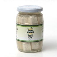 Organik Tofu (Sade) 250gr - Orgagen Ambarı